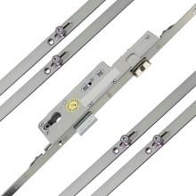Avocet WMS Trivalent Multipoint Door Lock 4 Roller Cam 35mm Backset 92PZ Twin Spindle
