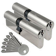 WRS Keyed Alike Anti Pick Euro Cylinder uPVC Front Door Lock