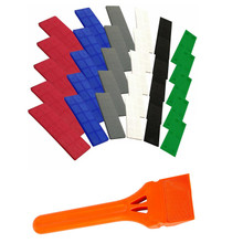 JCP Window Glazing Tool Kit Bundle with JCP Glazing Paddle and 100 x 28mm Flat Window Packers (2 Items)
