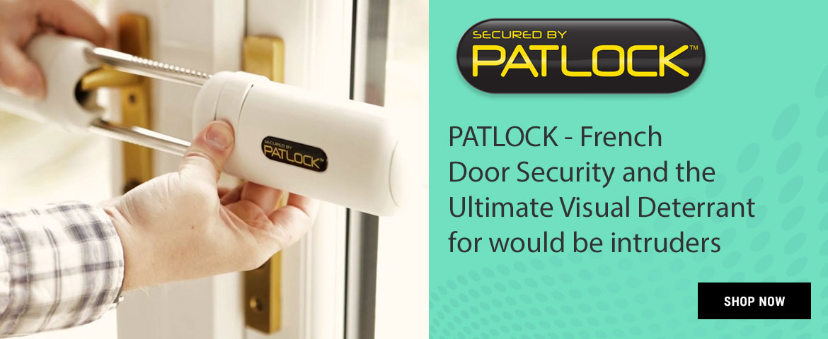 Patlock French Door Security