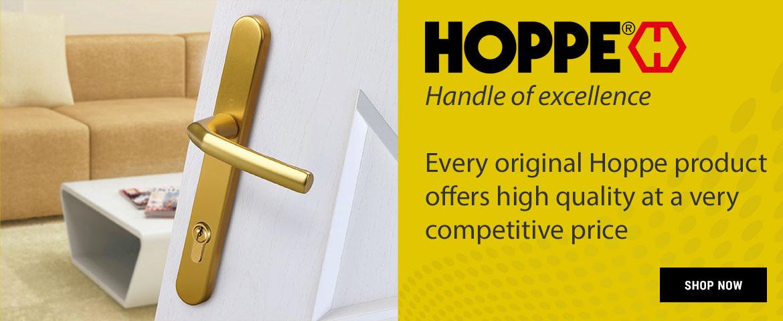 Hoppe Door Handles
