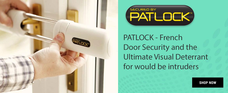 Patlock French Door Security