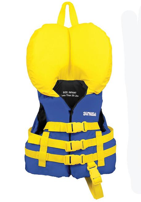Airhead Open Sided Infant Nylon Life Vest