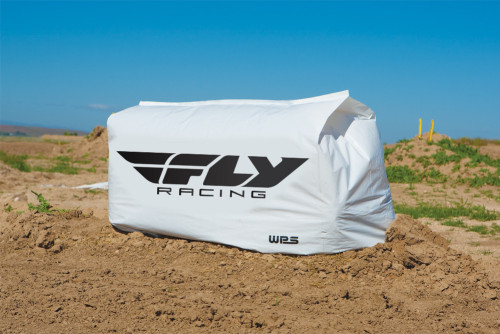 Fly Racing Hay Bale Cover
