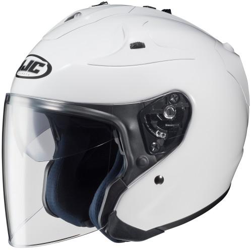 HJC FG-Jet Solid Open Face Helmet
