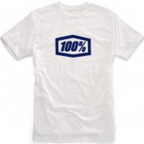 100% Essential Mens Short Sleeve T-Shirt