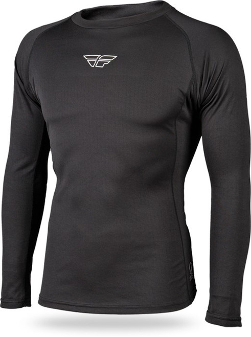 Fly Racing Base Layers Mens Lite Long Sleeve Top