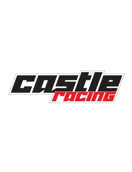 Castle X Racing Decal