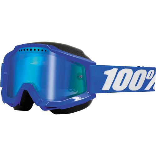 100% Accuri 2015 Snow Goggles/Mirror Lens