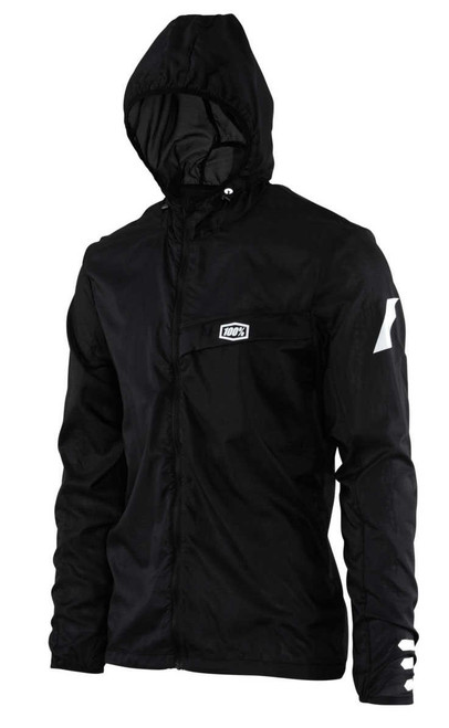 100% Aero Tech Mens Windbreaker Jacket