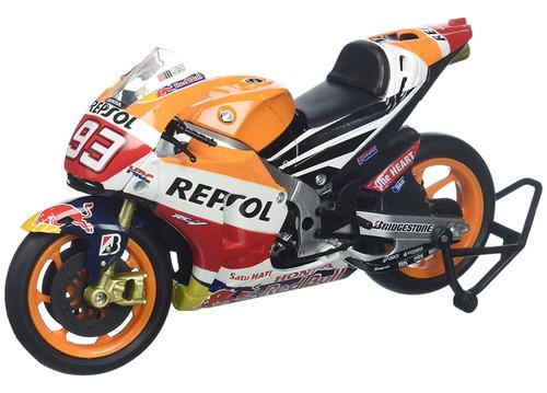 NewRay 1:12 Scale Die Cast Toy Replica Marquez 2015 Repsol