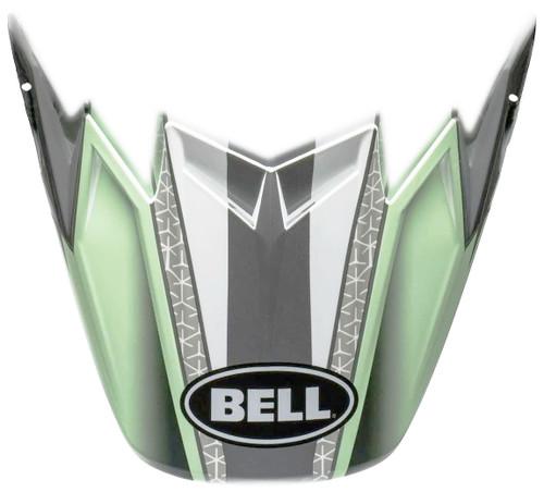 Bell Moto-9 Flex Helmet Hound Visor/Peak