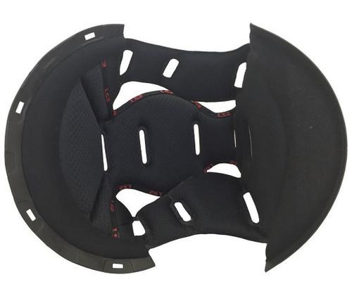 LS2 Strobe Helmet Top Inner Liner Pad