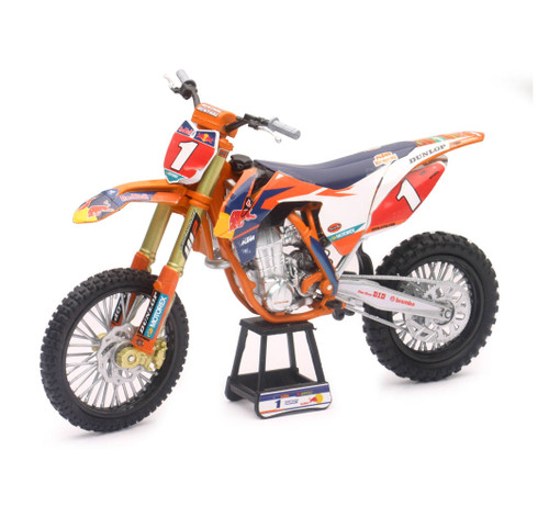 NewRay 1:10 Racer Replica Scale Dirtbike