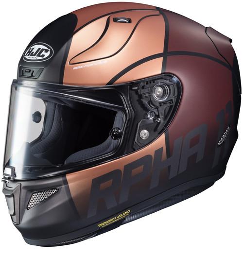 HJC RPHA 11 Pro Quintain Motorcycle Helmet