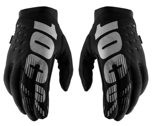 100% Brisker Womens MX Offroad/MTB Gloves