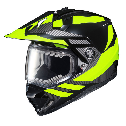 HJC DS-X1 Lander Dual Pane Shield Snow Helmet