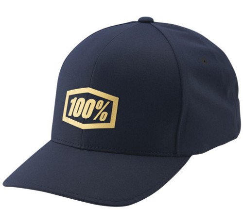 100% Generation X-Fit Flexfit Hat
