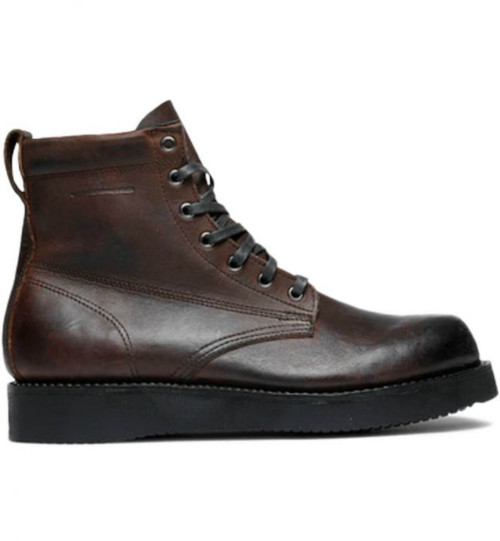Broken Homme James Mens Leather Boots