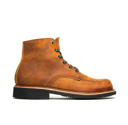 Broken Homme Davis 2 Mens Leather Boots