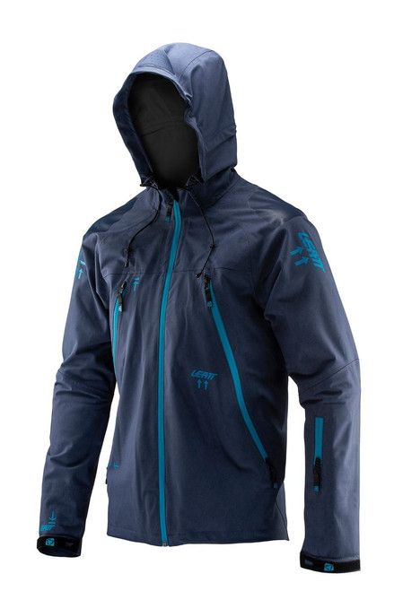 Leatt DBX 5.0 All-Mountain Bicycle Jacket