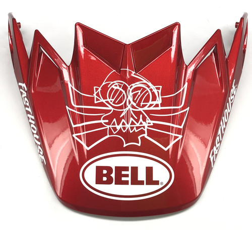 Bell Moto-9 Flex Fasthouse Replacement Visor