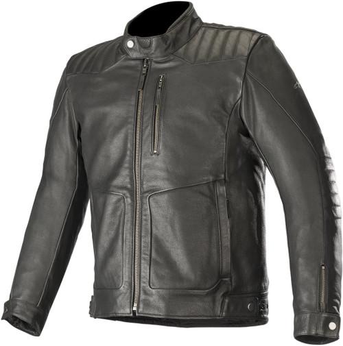 Alpinestars Crazy Eight Mens Leather Jacket