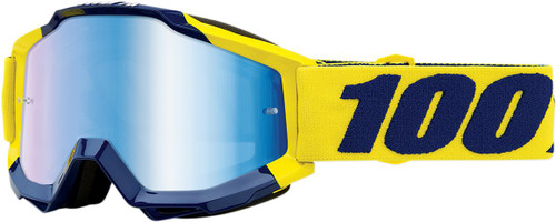 100% Accuri Supply MX Offroad Goggles