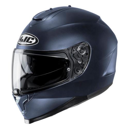 HJC C70 Solid Motorcycle Helmet