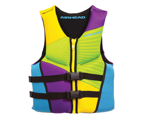 Airhead Gnar Neolite Kwik-Dry Youth Life Vest
