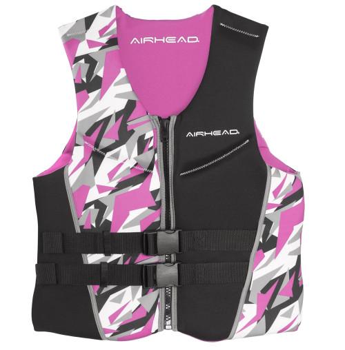 Airhead Camo Cool Neolite Kwik-Dry Womens Life Vest