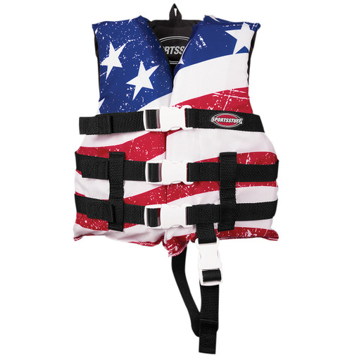Airhead General USA Boating Child Life Vest
