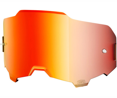 100% Armega Goggle Replacement Mirror Lens