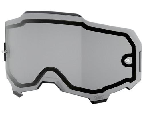 100% Armega Goggle Replacement Dual Pane Lens