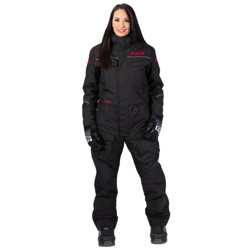 FXR Excursion 20 Womens Snow Monosuit