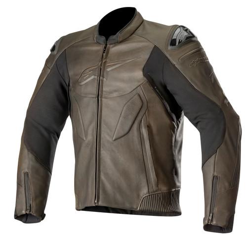 Alpinestars Caliber Mens Leather Jacket