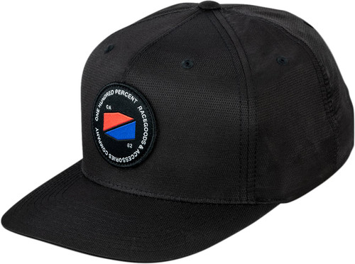 100% Jefferson Snapback Hat