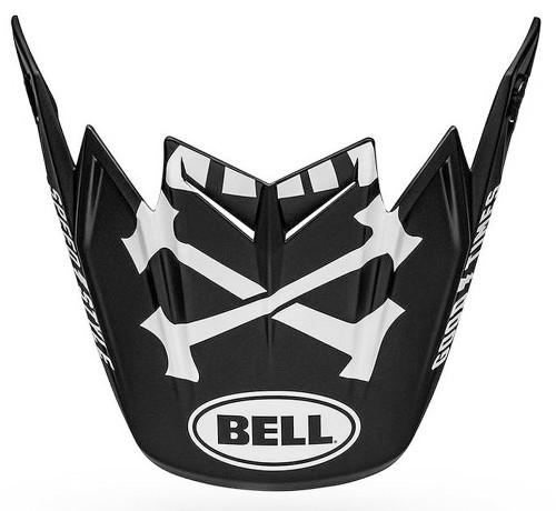 Bell Moto-9 Carbon Flex Fasthouse WRWF Helmet Visor