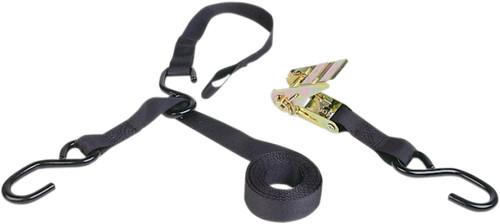 Airhead 8' Triple Hook Ratchet Tie Down w/Soft Hook