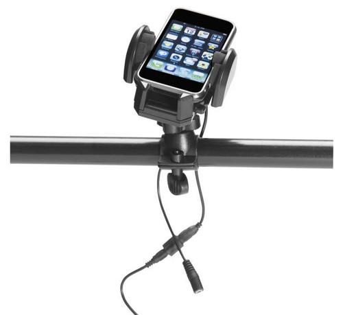 Echo Plug and Go Handlebar Phone Holder and Charger