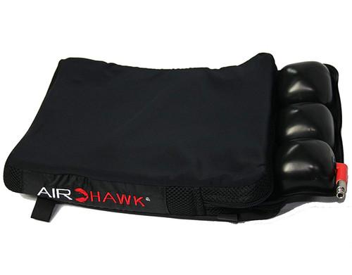 """Airhawk Cushion 2 Seat Pad Black Small Pillion (11"""" L x 9"""" W) (FA-AH2PLN)"""