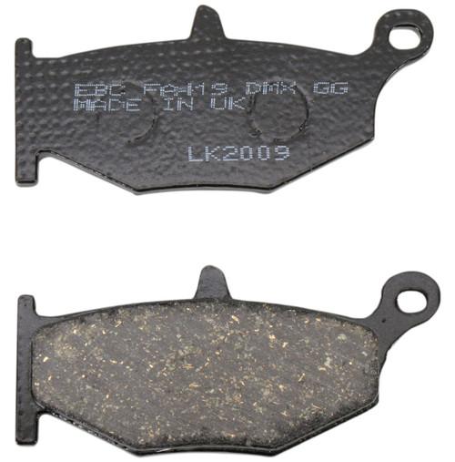 EBC Organic Brake Pads (FA419)