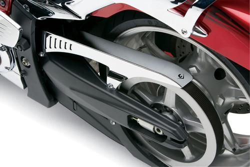 Cobra Chrome Drive Belt Guard (06-0762)