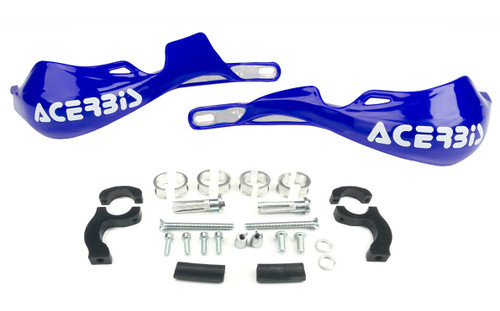 Acerbis Rally Pro Handguards with Mount Kit YZ Blue (2142000211)