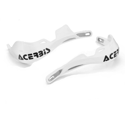 Acerbis Rally Pro Replacement Guards White (2041720002)