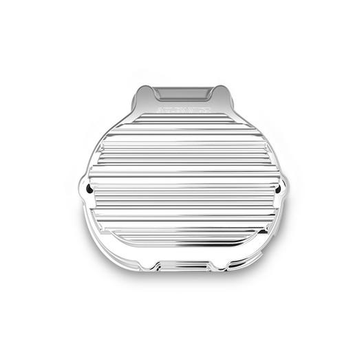 Arlen Ness 10-Gauge Hydraulic Clutch Actuator Side Cover Chrome (03-822)