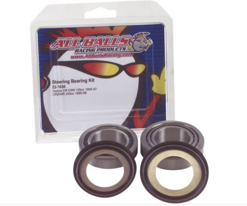 All Balls Steering Stem Bearing & Seal Kit (22-1011)