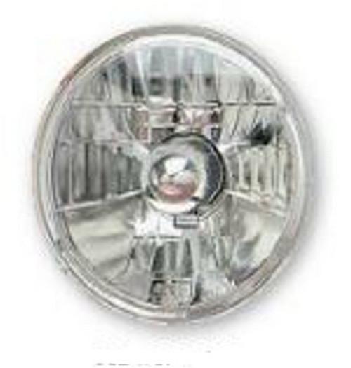"""Adjure Halogen Headlight Diamon-Cut Ice 7"""" (T70100)"""