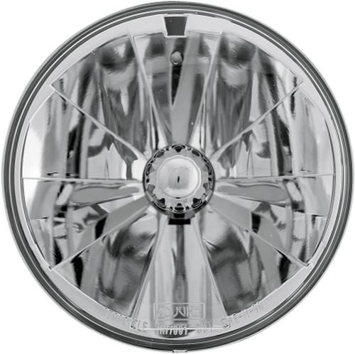 """Adjure Halogen Headlight Pie-Cut w/Bulb Cover 7"""" (T70700)"""