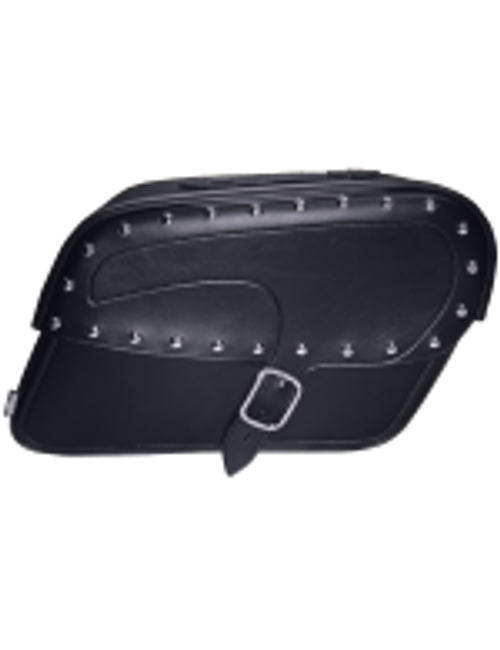 Castle Saddlebags LG Kickback/Studded (22-1061)